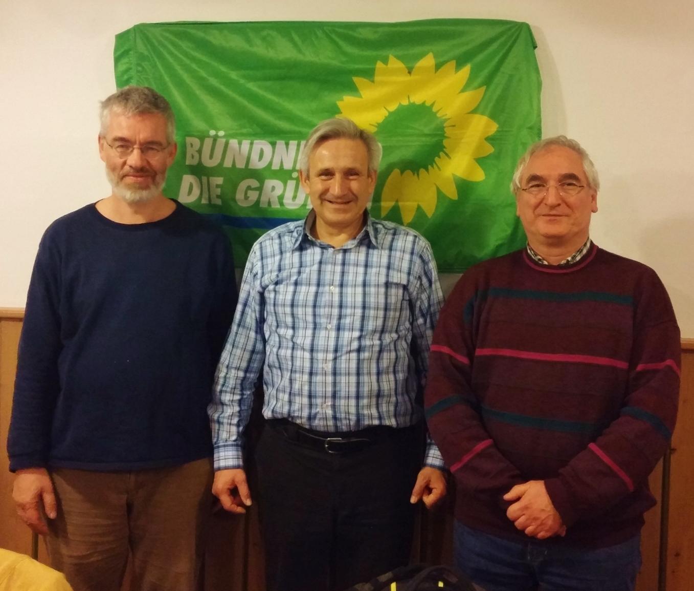 Neue Vorstandschaft beim OV Geltendorf