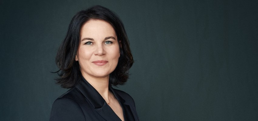Unsere Kanzlerkandidatin: Annalena Baerbock